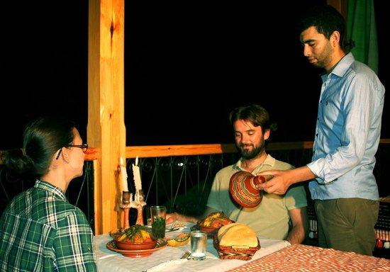 Restaurant Morisco : terasse morisco la plus préférer par notre fideles clients
