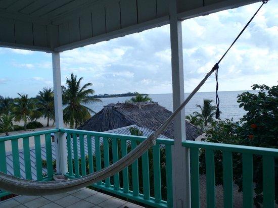 Seaspray Hotel: our porch