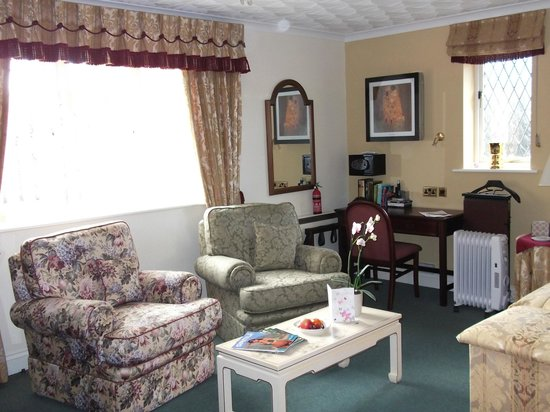 Orchard House Guest House: Room 1