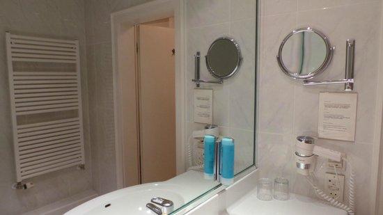 Hotel Amadeus: Bath