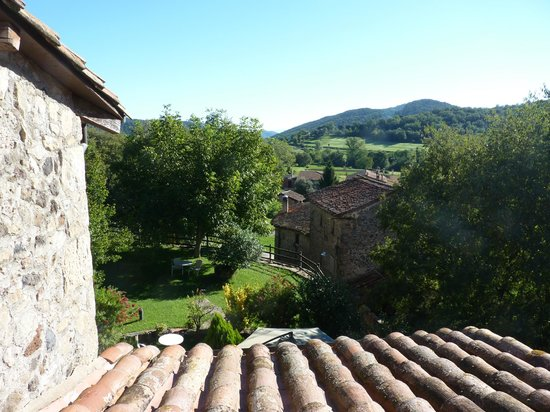 Hotel Cal Sastre: view from the room