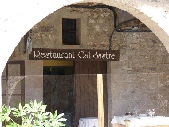 Hotel Cal Sastre: Restaurant