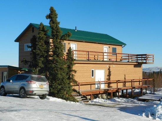 Aurora Borealis Lodge : Lodge
