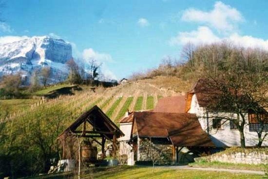 Moulin de la Tourne