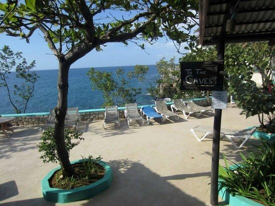 Xtabi Resort: to the caves!
