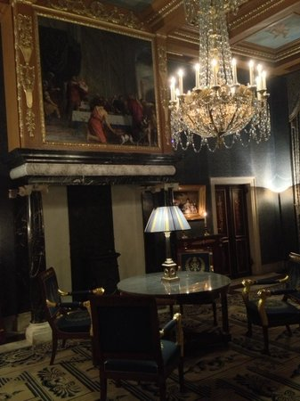 Paleis op de Dam (Königlicher Palast): Una stanza del palazzo reale