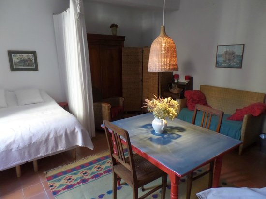 Maison Fontaines : The appartment