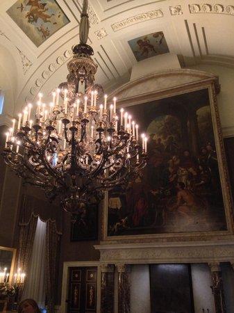 Paleis op de Dam (Königlicher Palast): Particolare del palazzo reale...