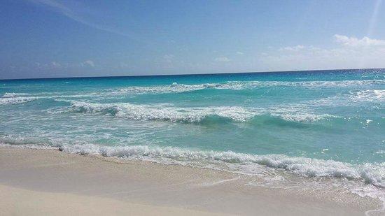 The Royal Caribbean: plage cancun