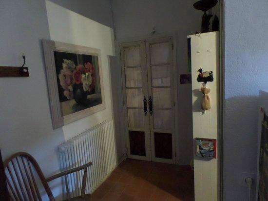 Maison Fontaines : Entrance appartment