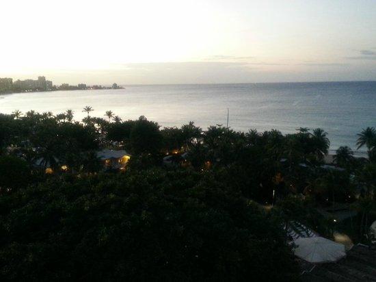 Hampton Inn & Suites San Juan: Beach