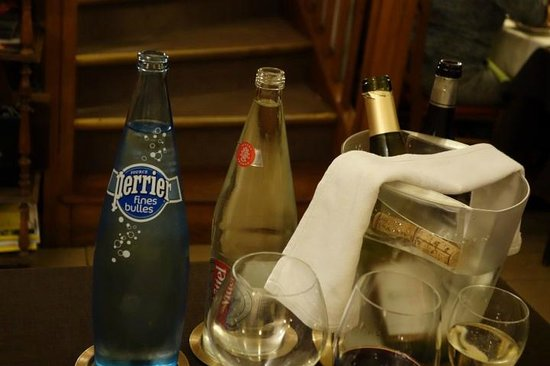 Restaurant Chez Max : The bottles