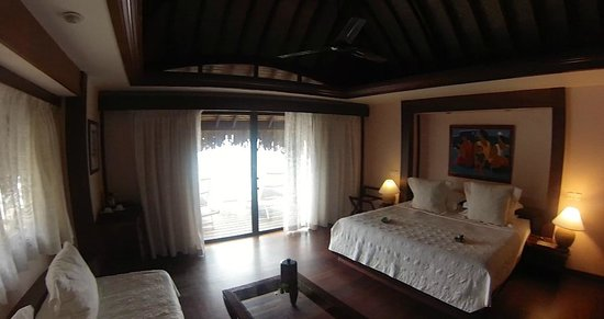 Manava Beach Resort & Spa - Moorea : Interior