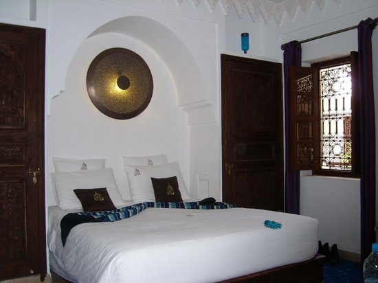 Riad Charme d'Orient : Our room