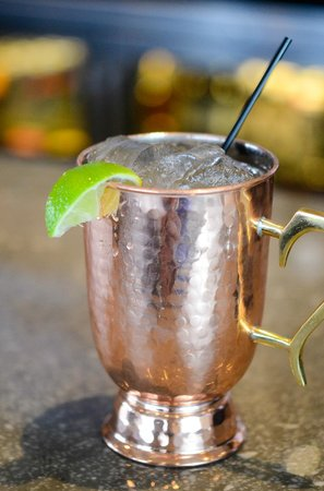 Red Door Woodfire Kitchen & Bar : Moscow Mule