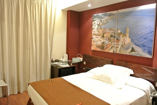 Hotel Galeon: Superior room
