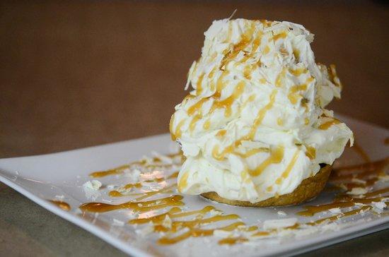 Red Door Woodfired Grill : Banana Cream Pie