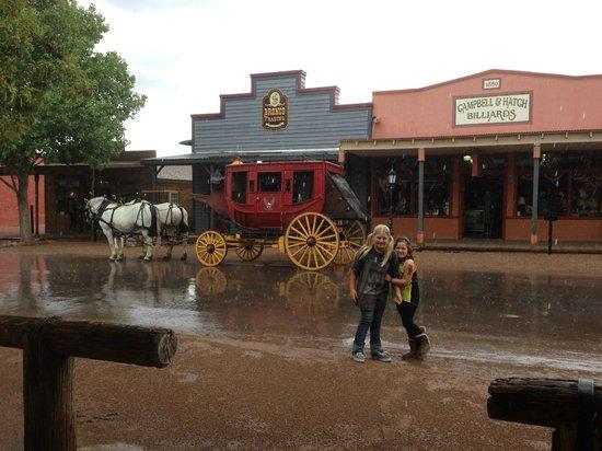 Allen Street: Tombstone Thunderstorm