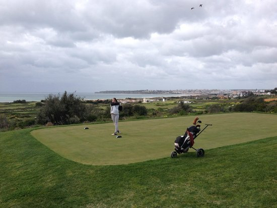 Onyria Palmares Golf : Great Golf session