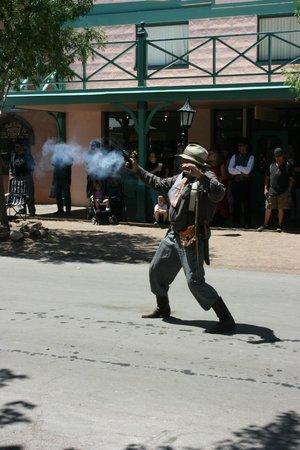 Allen Street: Gunfighter