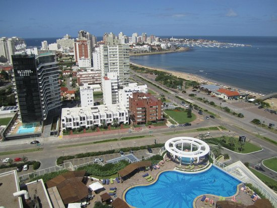 Enjoy Punta del Este: View from our room