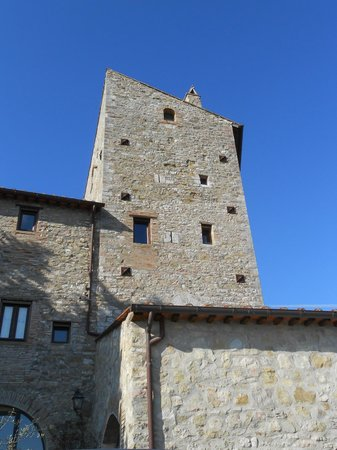 Torre Valbiancara Country House : Torre