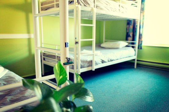 HI Montreal Hostel: Shared Rooms