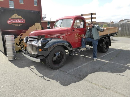 James Boag Brewery Experience : A bit of history at an iconic brewery