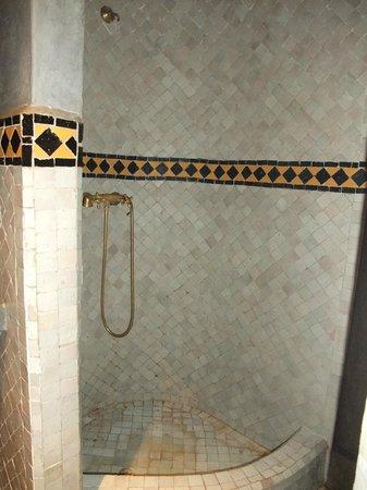 Riad Marrakiss : La ducha