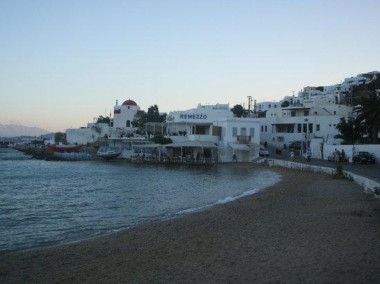 Pension Alexandra : Centro Mykonos