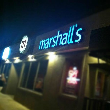 Marshall casino night