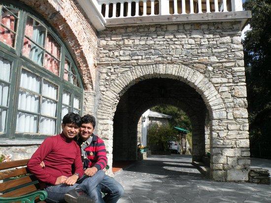 Rokeby Manor: Entrance of Rokeby