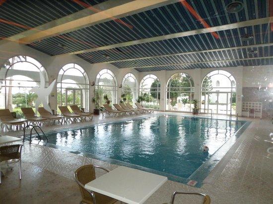 Iberostar Diar El Andalous: indoor pool