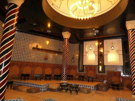 Iberostar Diar El Andalous: tunisian rest room