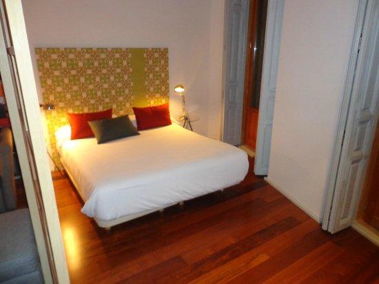Eric Vokel Boutique Apartments - Madrid Suites : Chambre 1