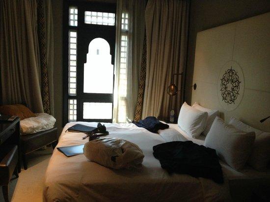 Shaza Al Madina : chambre