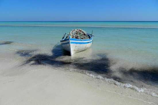 Club Diana Rimel Djerba: Spiaggia Djerba