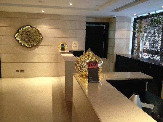 Shaza Al Madina : reception