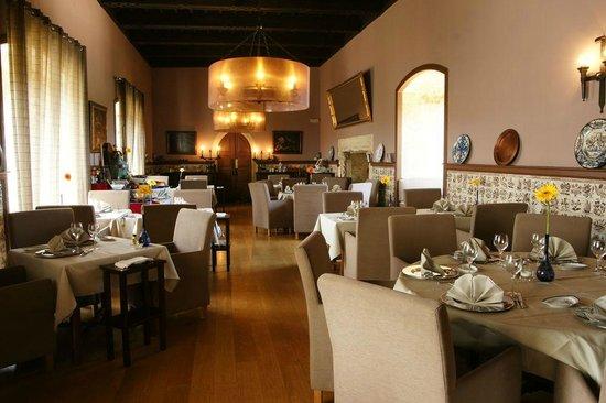 Restaurante da Pousada do Castelo de Óbidos