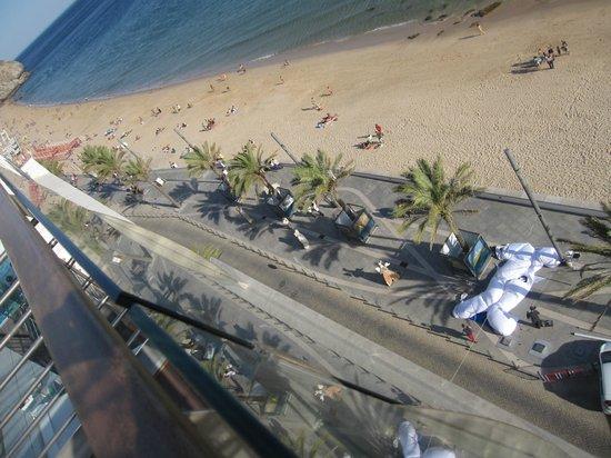 SANA Sesimbra Hotel : Vistas cobertura