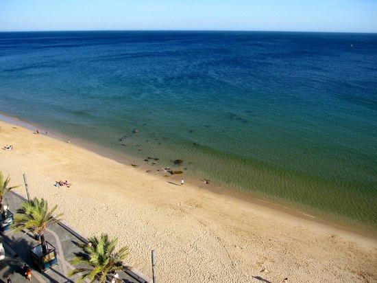 SANA Sesimbra Hotel : Praia