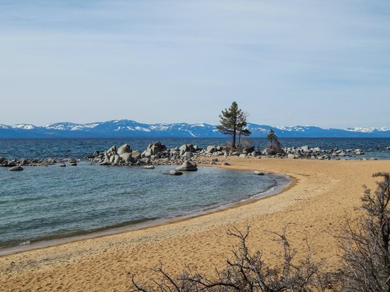 Lake Tahoe Area: Zephyr Cove