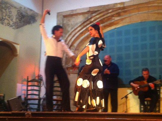 Tablao Flamenco Cardenal : Bailaores