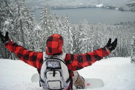 Willamette Pass Ski Area, near Oakridge Oregon