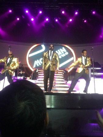 Boyz II Men : Motown set
