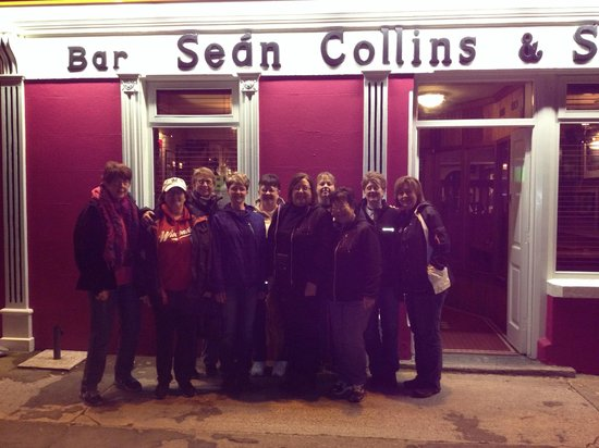 Sean Collins & Sons Bar: The Wisconsin Family