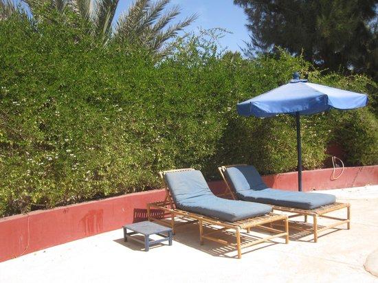 Hotel Mermoz on the beach: au bord de la piscine