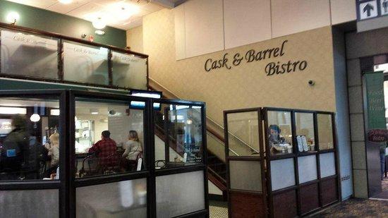 Cask N Barrell: cask & barrel bistro in windsor locks connecticut