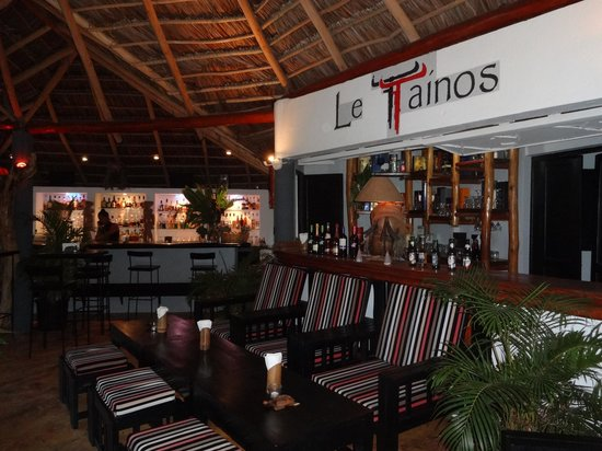Le Tainos : intérieur