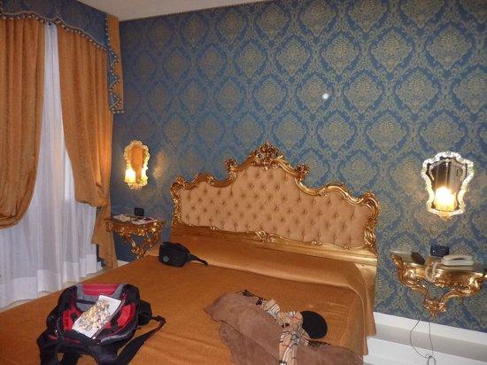 Dimora Marciana: Apartamento muito bem decorado